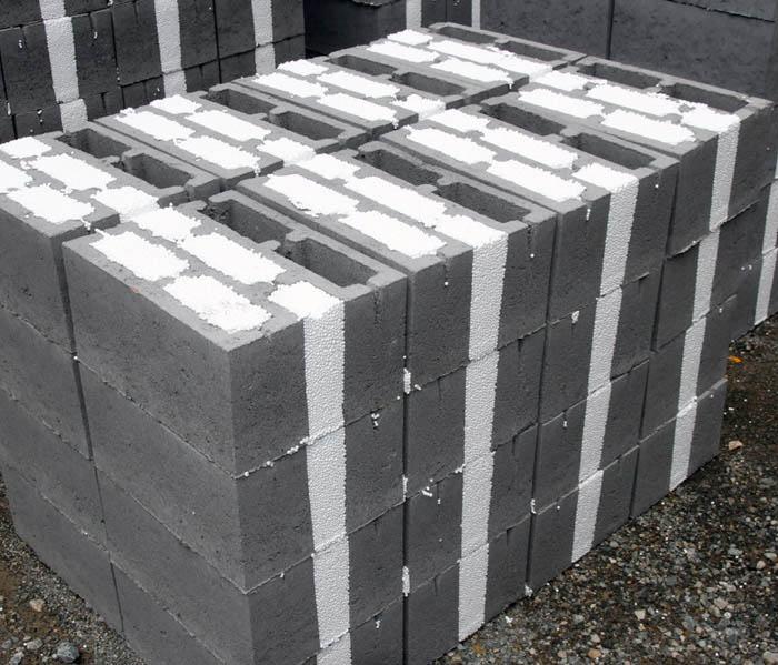 复合自保温砌块的特点