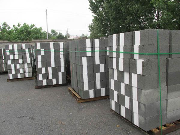 架构式自保温砌块的优势
