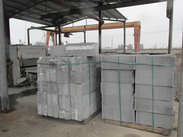 山东粉煤灰标砖常见的问题之蒸压养护方面