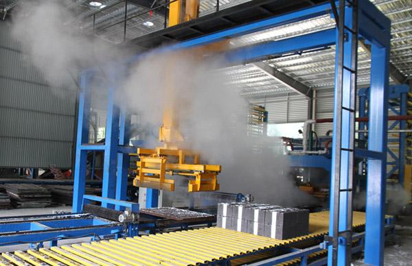 优质蒸压沙加气自保温砌块